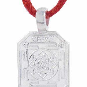 Ram Raksha Yantra Pendant