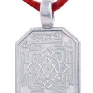 Dhumavati Yantra Pendant