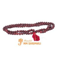 RED SANDALWOOD MALA (chandan mala) By Pandit NM Shrimali
